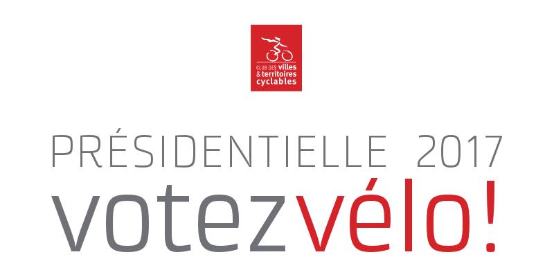 Présidentielle 2017 : votez vélo !