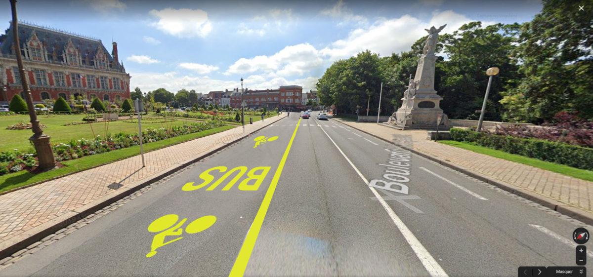 Vélo et déconfinement: proposition d'installation de 6km de «coronapistes»