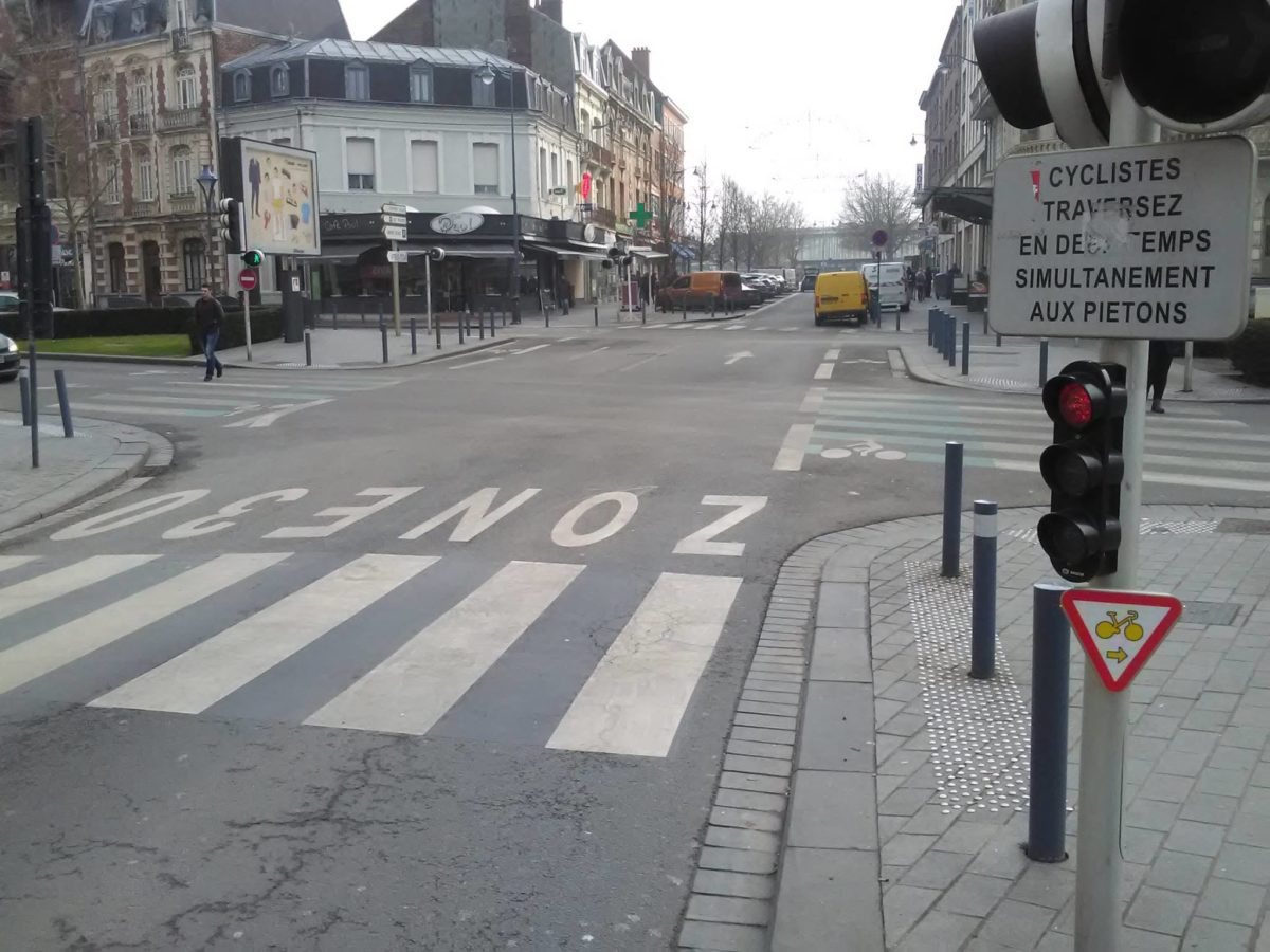 Arras ville cyclable