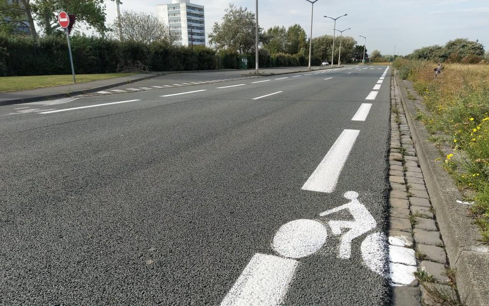 La ville de Calais débute le rattrapage de douze ans d'inaction de politique cyclable