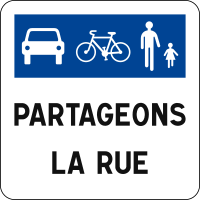 Logo Partageons la rue Calais site web